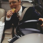 """""""Stop Eating and Start Driving!"""" Insurance Experts Say"""