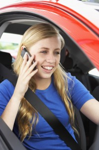 More Distracted Drivers Seen this Fourth of July Travel