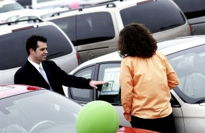 Insurance Agents Preparing for Rocketing Car Sales