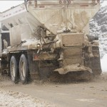Motorists Cautioned on Dealing with Big Rigs, Trucks