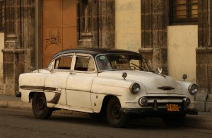 Old Cars Kept in the Belief that it Will Cut back Premium Expenses